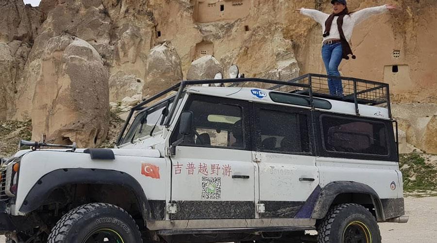 Kapadokya Jeep Safari Turu