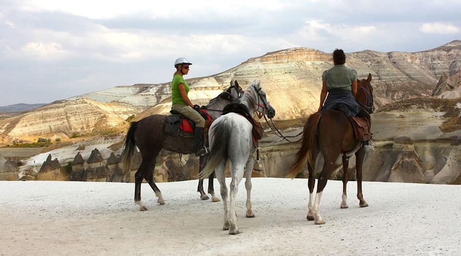 Kapadokya At Turu