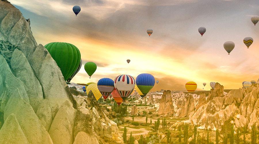 Kapadokya Balon Turu ve Fiyatları 2020