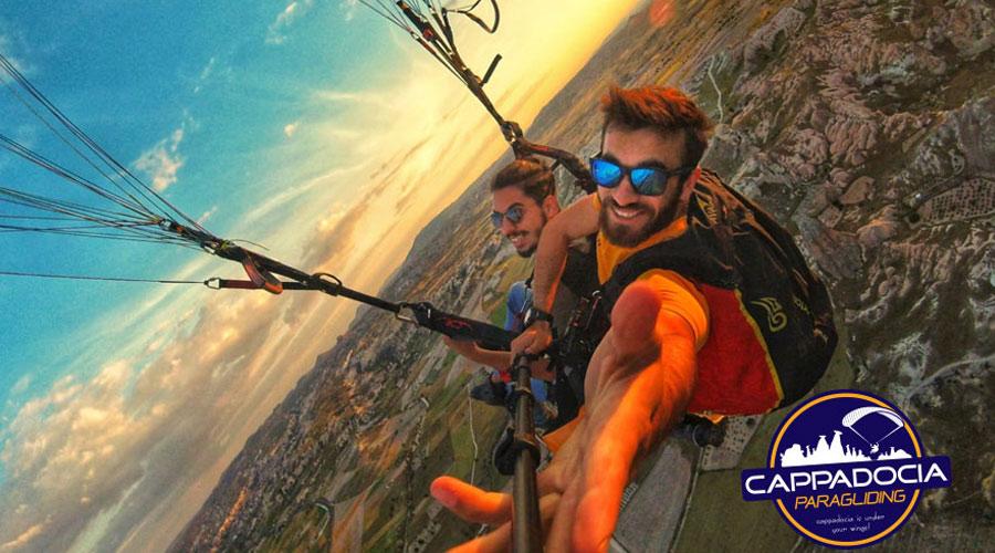 Kapadokya Yamaç Paraşütü Turu