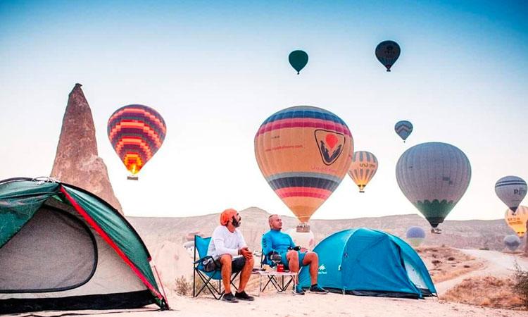 Kapadokya Balon İzleme Lokasyonları