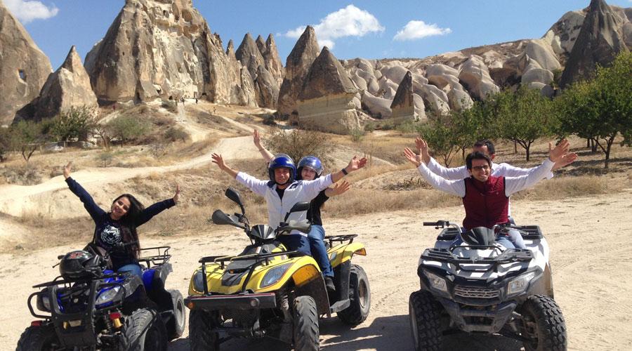 Kapadokya ATV Turu ve Fiyatları