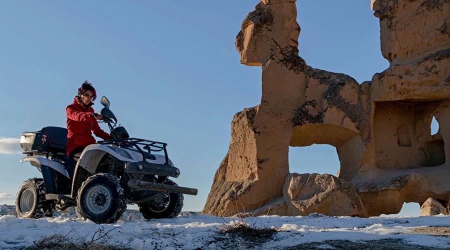 Kapadokyada Atv Turları ve Fiyatları