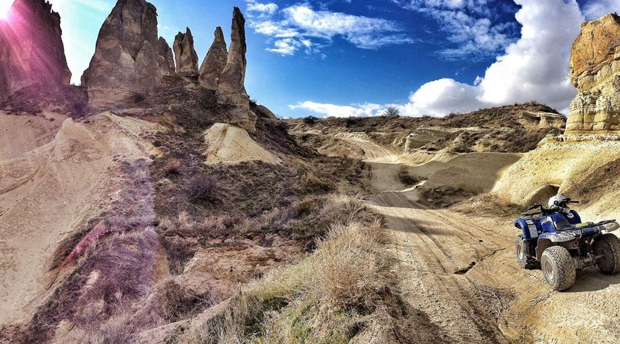Kapadokya Atv Turları ve Fiyatları