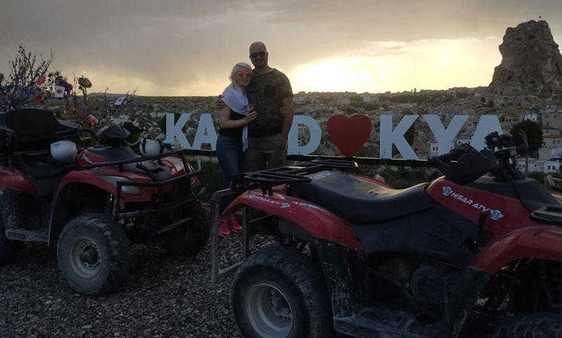 Günbatımı Kapadokya Atv Turu Fiyatları