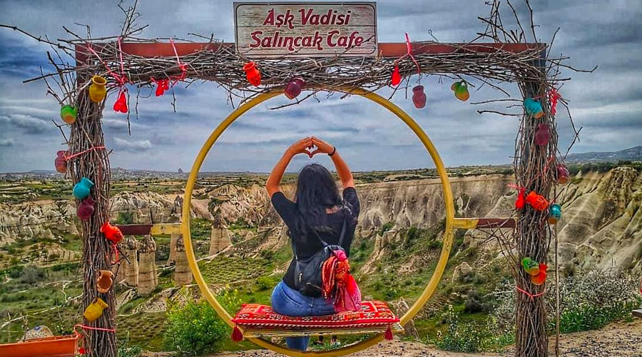 Kapadokya Aşk Vadisi