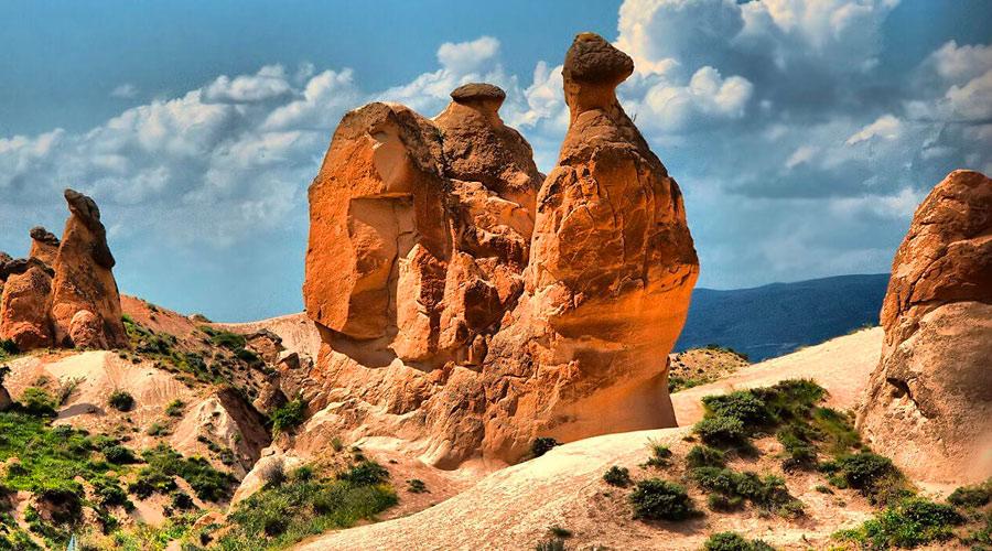 Kapadokya Kırmızı Tur - Devrent Vadisi