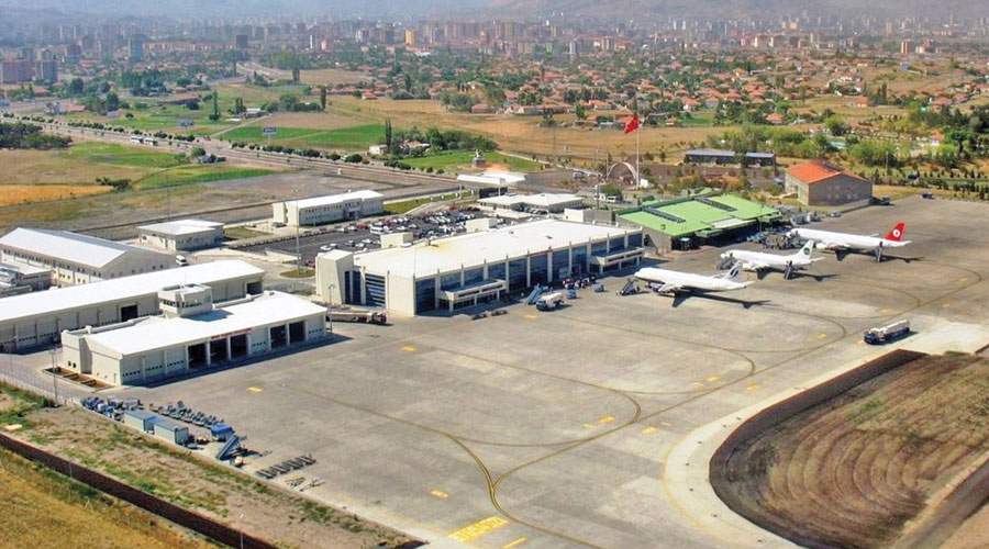 Kayseri Hava Alanı Kapadokya Transferi