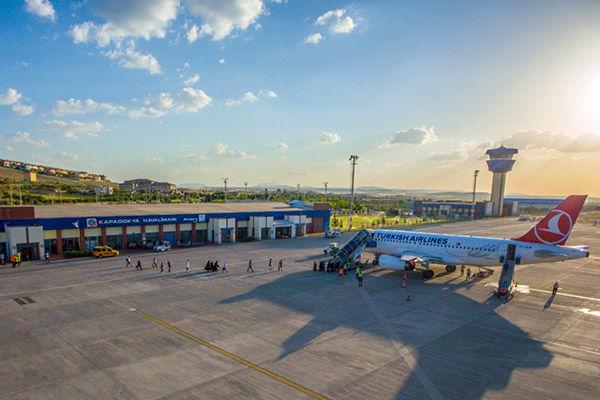 Nevşehir Kapadokya Havaalanı Transfer Hizmeti