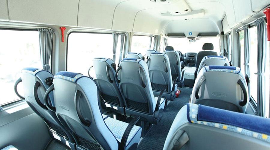 Nevşehir Hava Alanı Kapadokya Transferi Shuttle Aracı