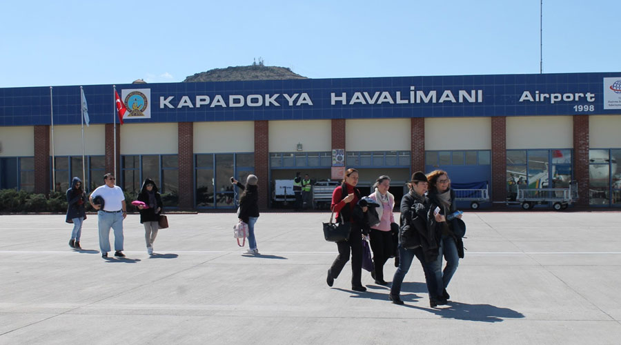 Nevşehir Hava Alanı Kapadokya Transferi