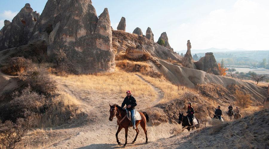 Kapadokya Ata Binme Turu