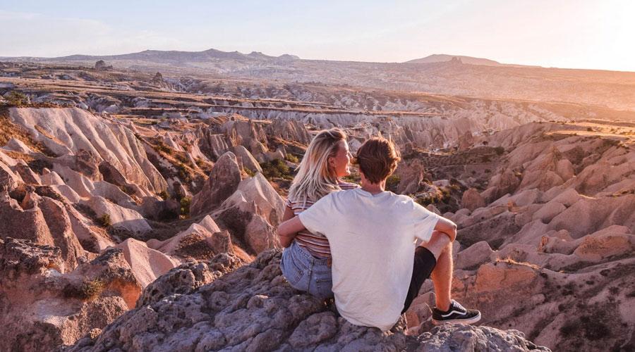 Kapadokya Balon İzleme Turları - Gün Doğumu