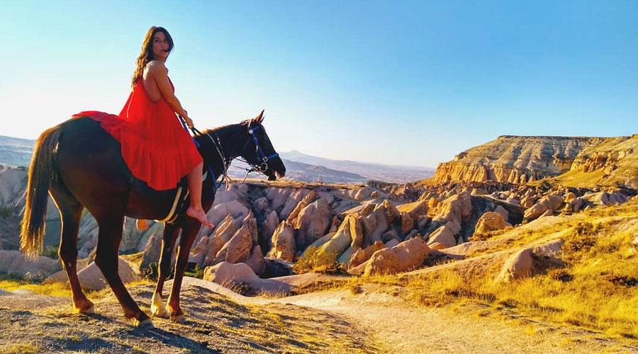 Kapadokya Sunrise At Turu 2 Saat ve Fiyatları