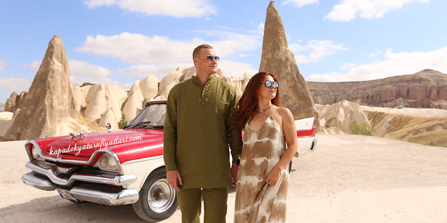 Kapadokya Klasik Araç Turları