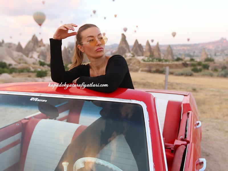 Kapadokya Retro Araç Turları