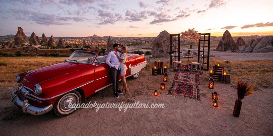 Kapadokya Klasik Araba Turları
