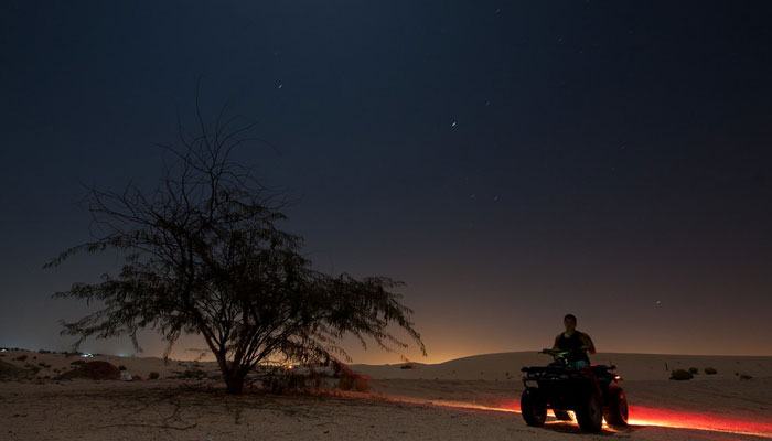 Kapadokya Gece Atv Turu