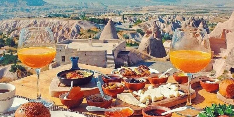 Kapadokya Kahvaltı Mekanları