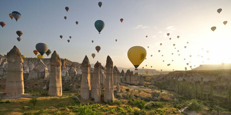 Kapadokya Tarihi Hakkında