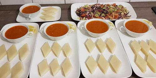 Arabaşı Çorbası - Kapadokya yöresel yeme içme