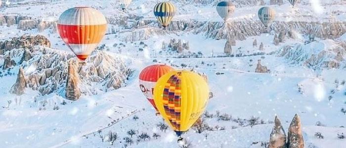 Kapadokya Balon Turu Fiyatları