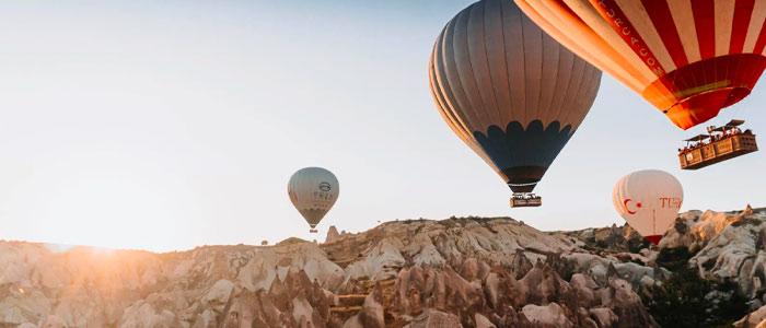 Kapadokya Balon Turu Fiyatları 2021