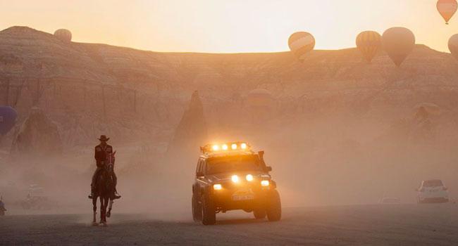 Kapadokya Jeep Kiralama Rotaları