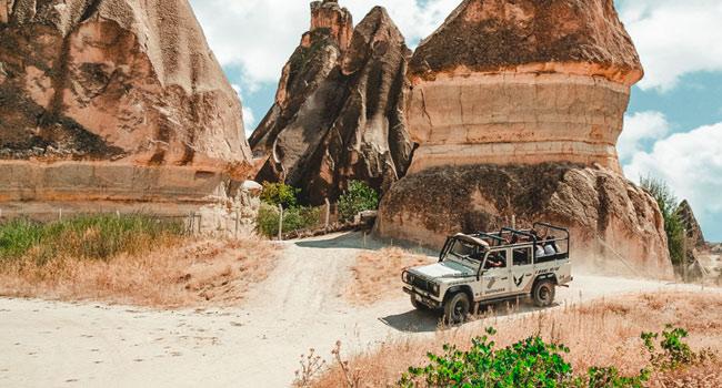 Kapadokya Jeep Turu