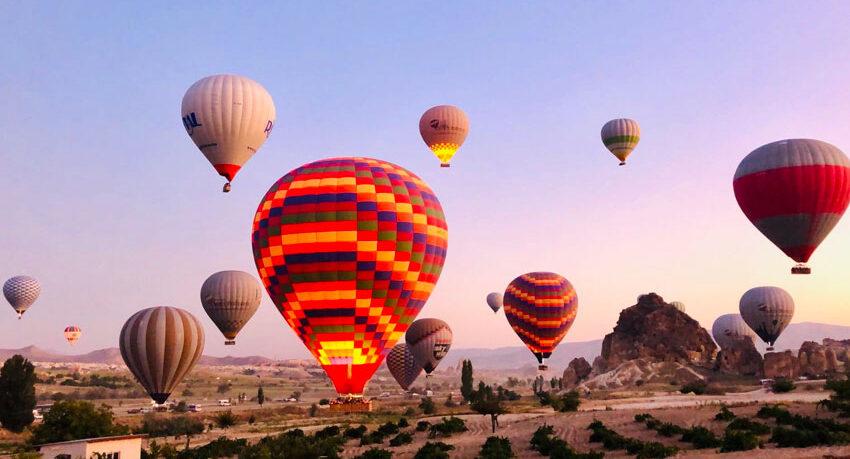 Göreme Balon Turu