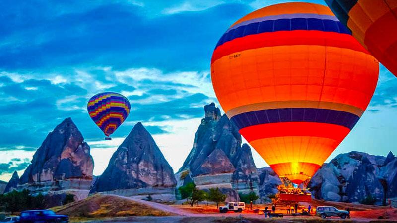 Nevşehir Balon Turu Fiyatları